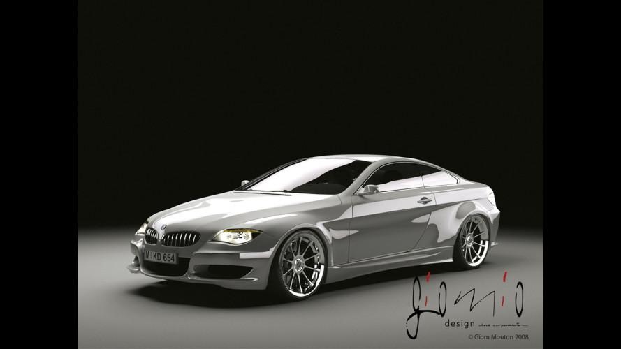La BMW M6 del 2012?