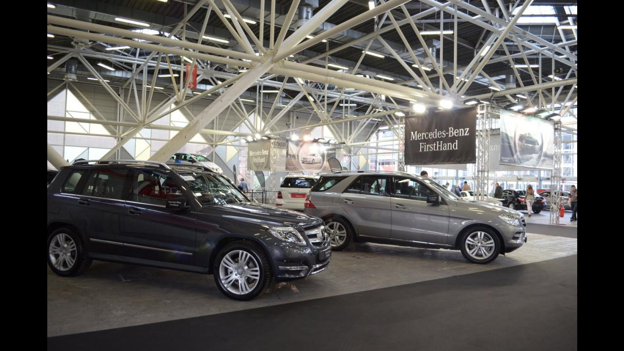Motor Show 2012: c'è anche l'outlet