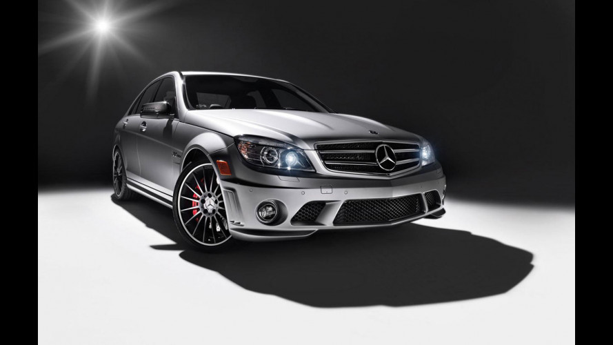 Mercedes C63 AMG Affalterbach Edition