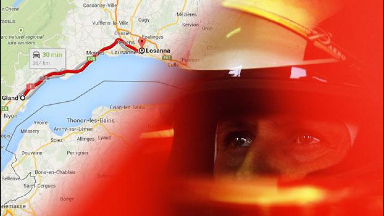 [Copertina] - Michael Schumacher è all'Ospedale di Losanna, in Svizzera