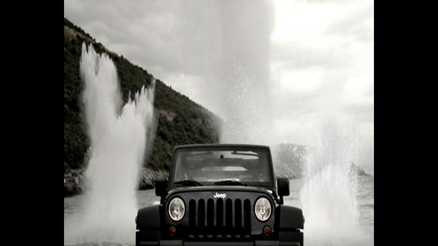 """Nuova Jeep Wrangler nello spot """"Icon 4x4"""""""