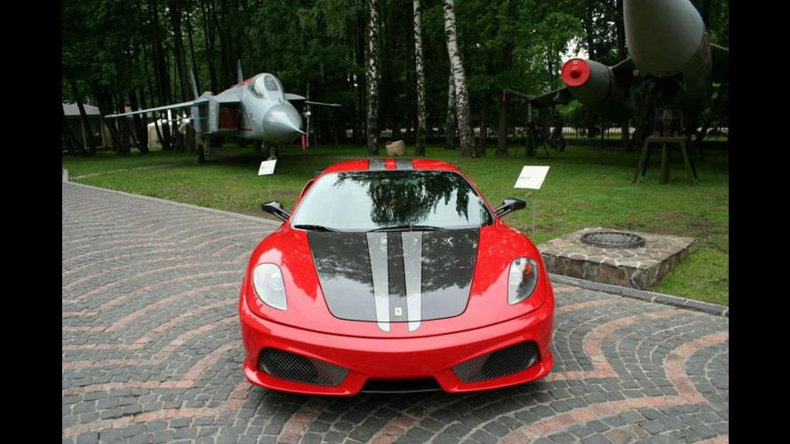 Ferrari F430 SU35 by Status Design