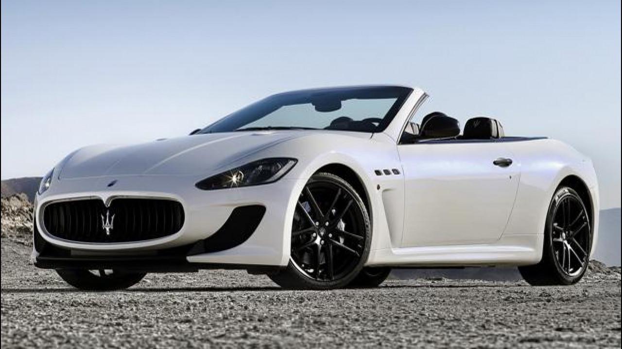 [Copertina] - Maserati GranCabrio MC Stradale, scoperta e sportiva