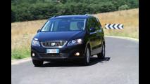 Seat Alhambra 2.0 TDI 170 CV CR DSG Style  - Il Test