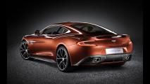 Nuova Aston Martin Vanquish