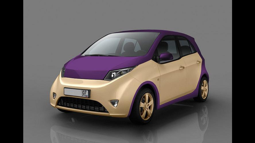 Onexim City Car: la nuova