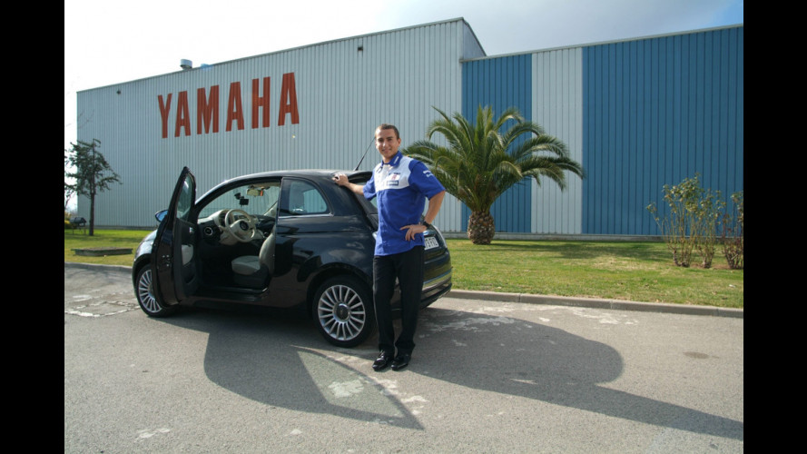 Fiat e Yamaha ancora insieme