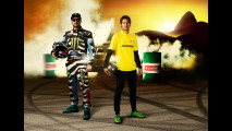 Castrol Footkhana, Neymar Jr. vs Ken Block