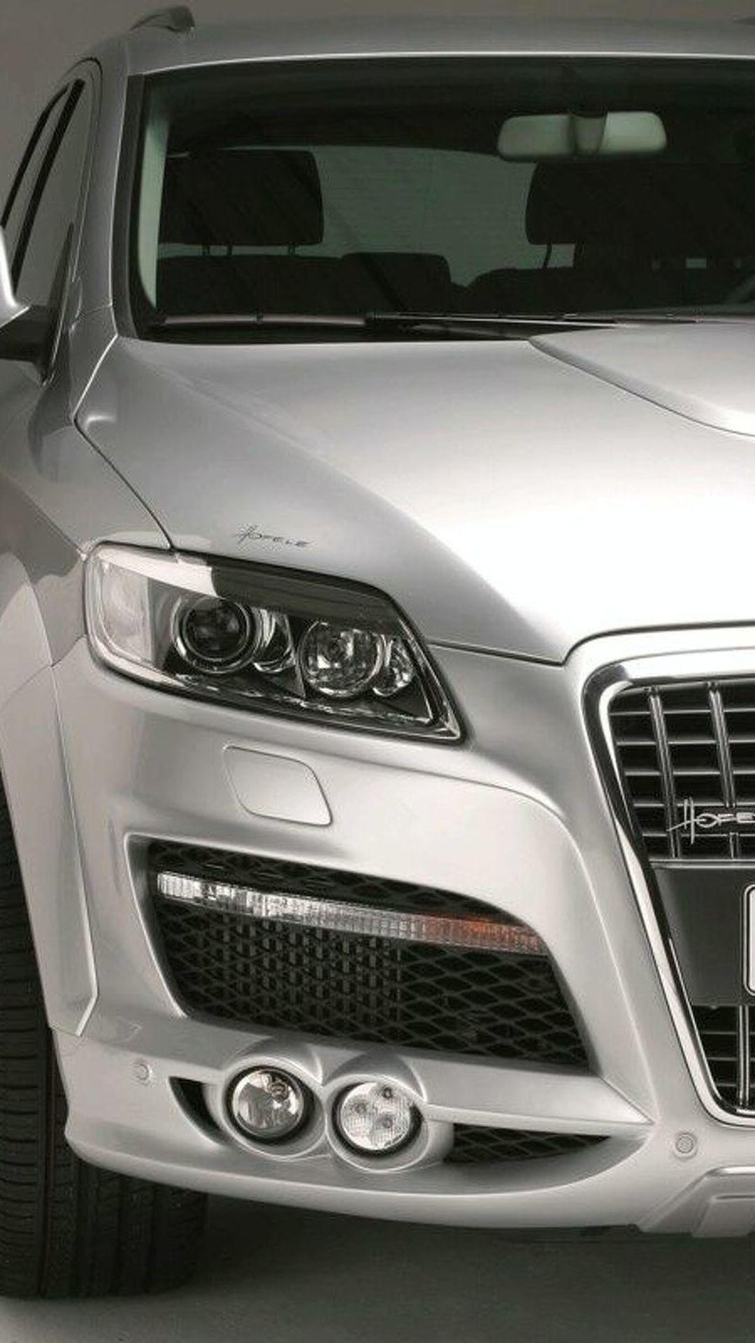 How To Pronounce Audi >> Hofele Design Releases Audi Q7 Tuning Kit