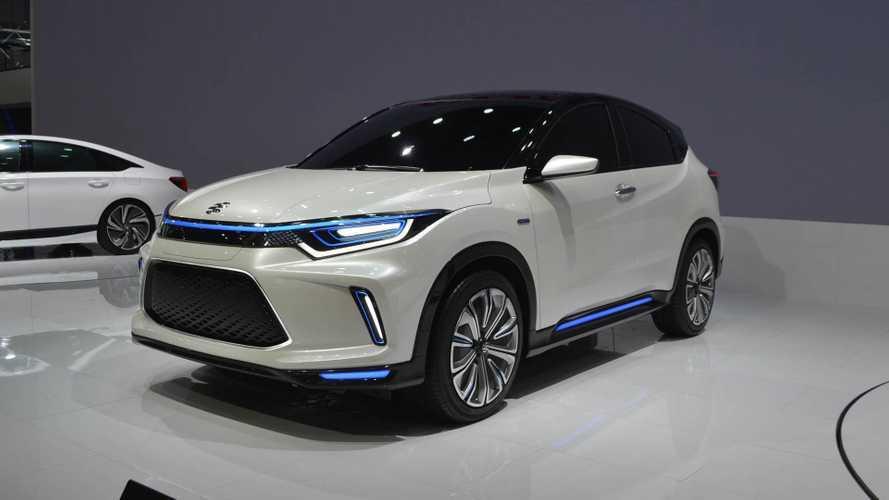Honda Everus EV-1 Adlı Elektrikli Crossover