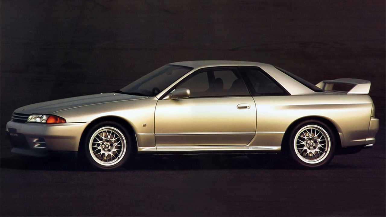 Nissan Skyline GT-R V-Spec II