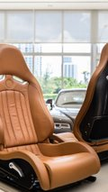 Bugatti Veyron interior for sale