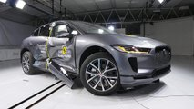 Jaguar I-Pace Euro NCAP crash test