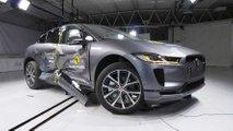 2018 Jaguar I-Pace Euro NCAP
