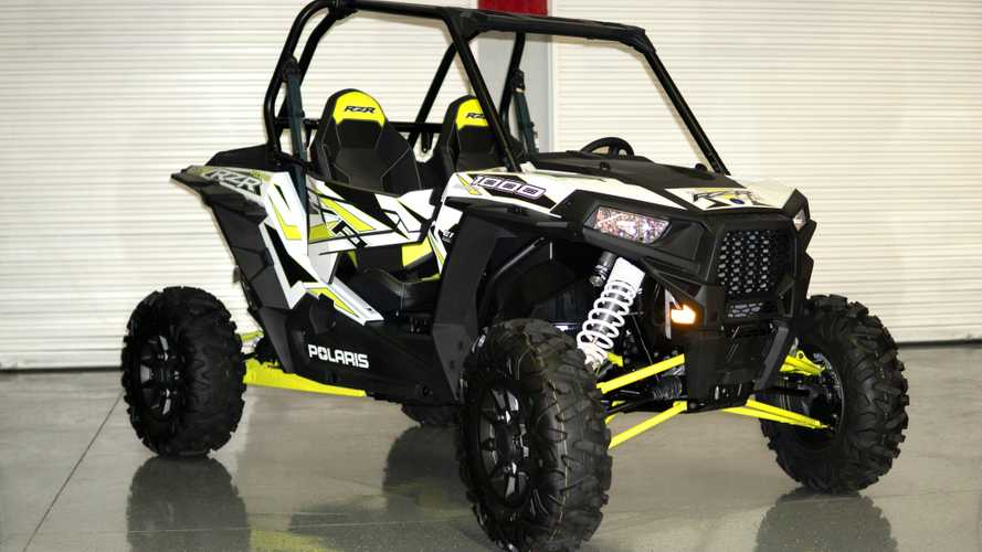 Win This Off-Road Ready Polaris RZR With A Donation To Charity
