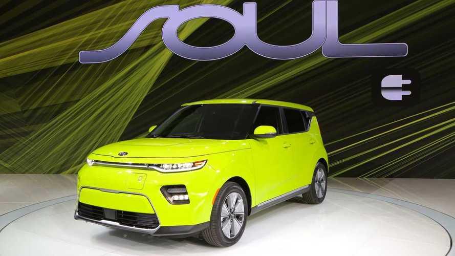 Nuova Kia Soul EV, personalità elettrica