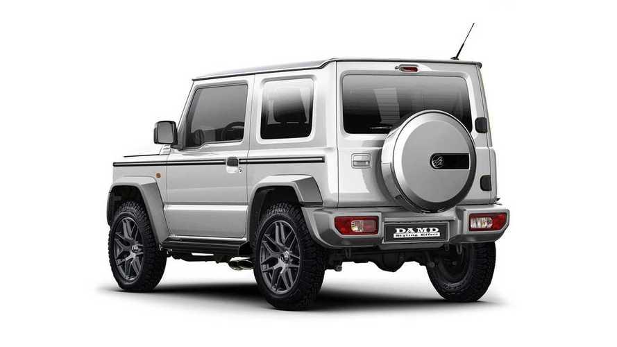 DIAPORAMA - Suzuki Jimny, les 9 préparations les plus folles