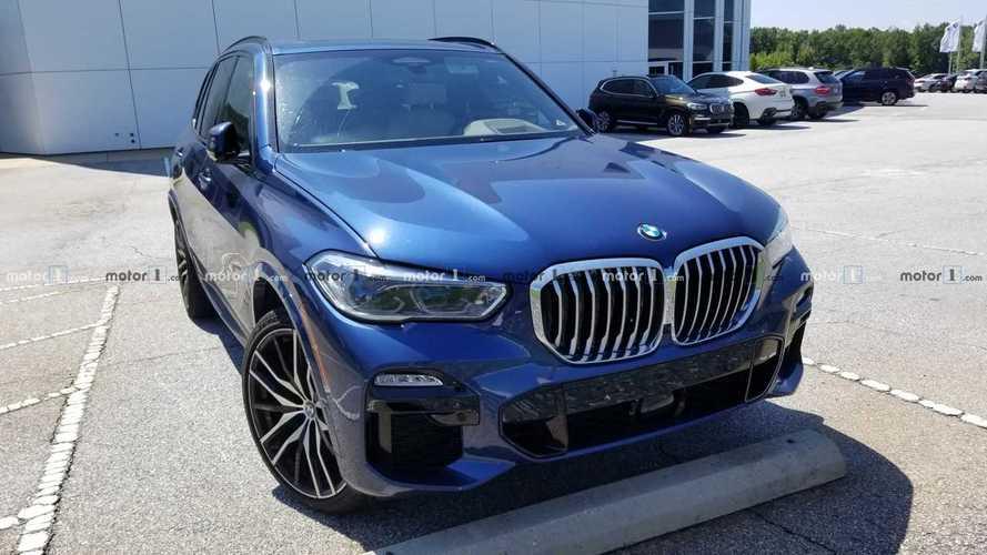 Voici la BMW X5 M50i et son V8 de 530 ch !