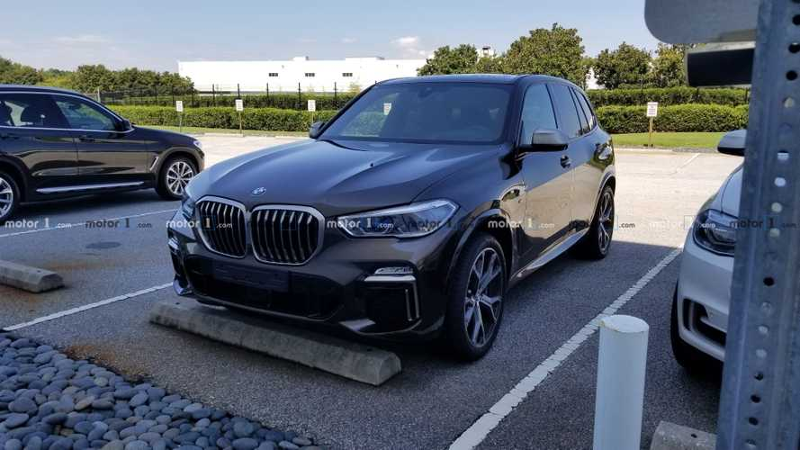2019 BMW X5 M50i photos by Motor1.com reader