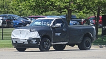 2020 Ram 3500 HD Dually Spy Photos