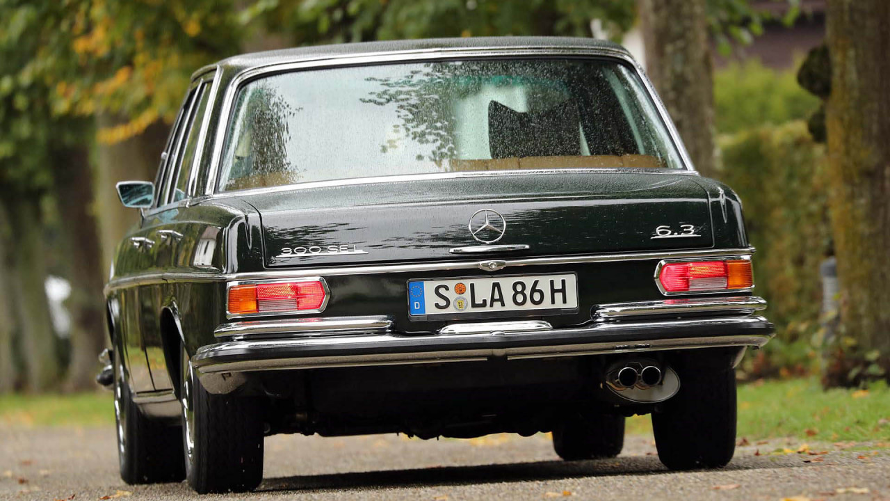 50 Jahre Mercedes 300 SEL 6.3