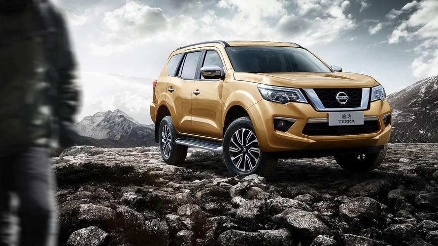 Nissan Terra: un rival para el Toyota Land Cruiser, por 27.500 euros