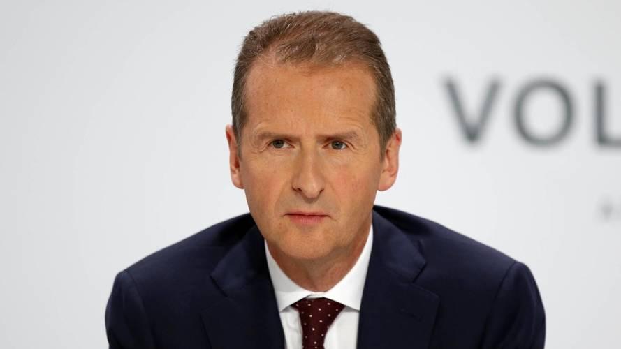 """Volkswagen CEO'su: """"Harp meydanının yanına temel atmayacağız"""""""