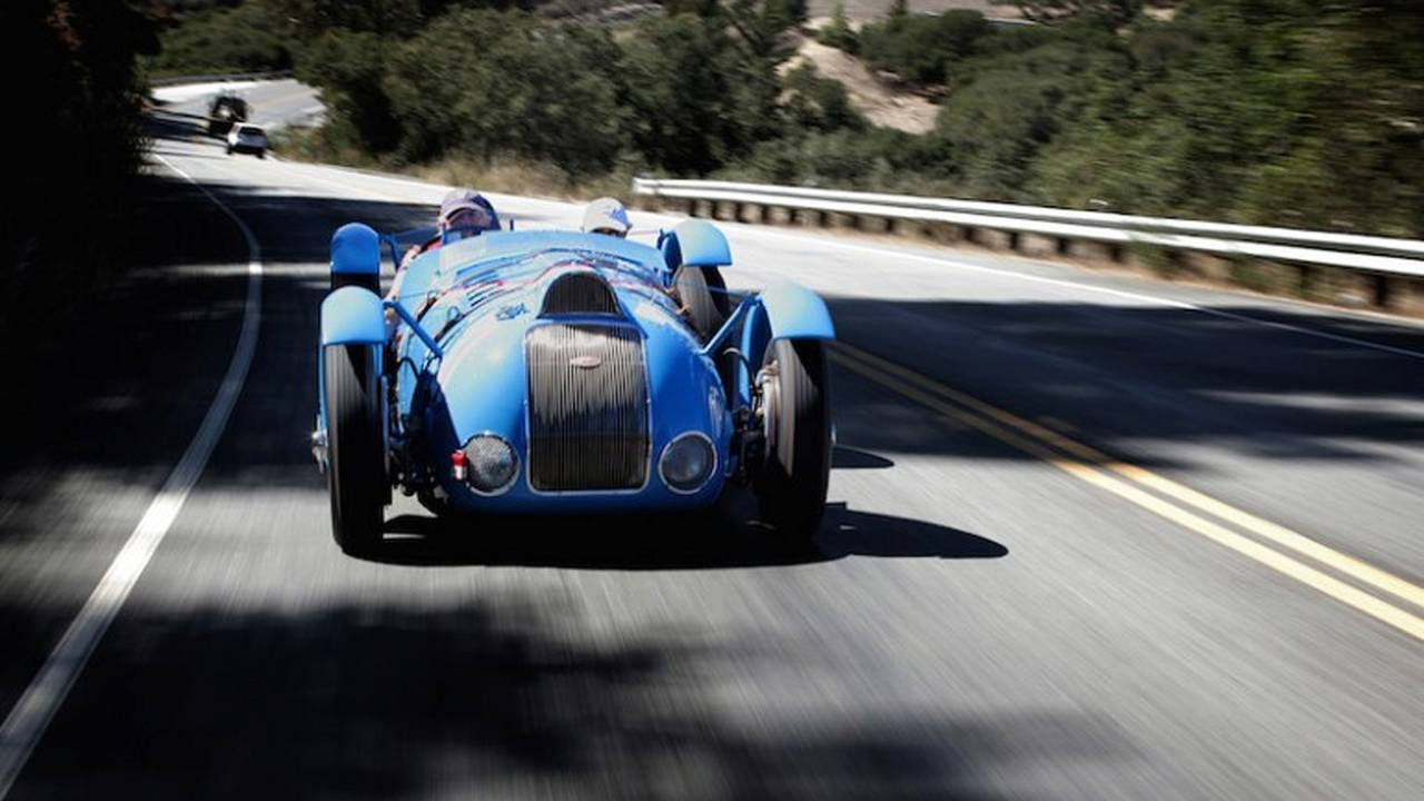 The Car That Beat Hitler- The Delahaye 145 Lives