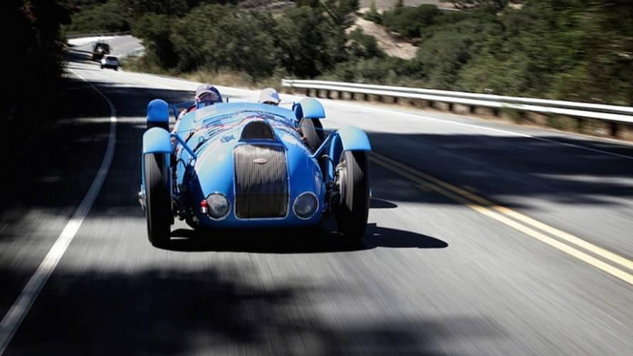 The Car That Beat Hitler- The Delahaye 145 Lives