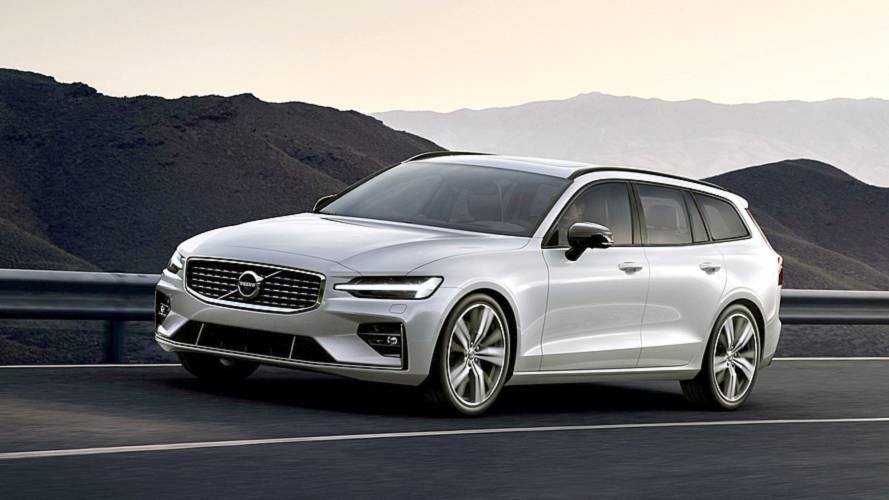 La Volvo V60 R-Design débarque sur le marché