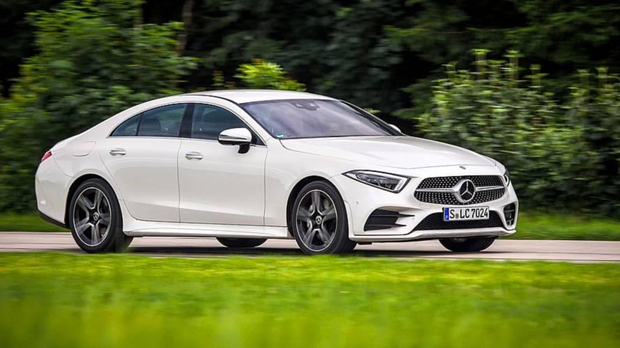 Test Mercedes CLS 350 d: Dieses Paket passt (fast) perfekt