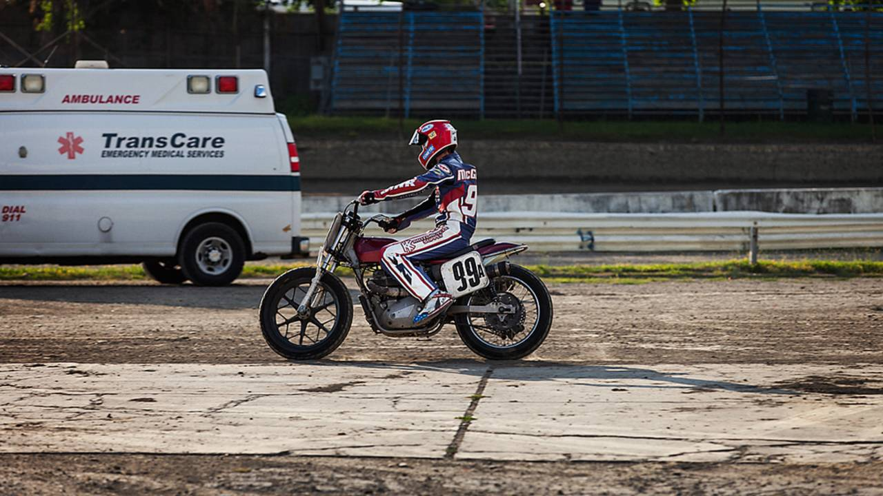 Flat Track Racing In the Northeast