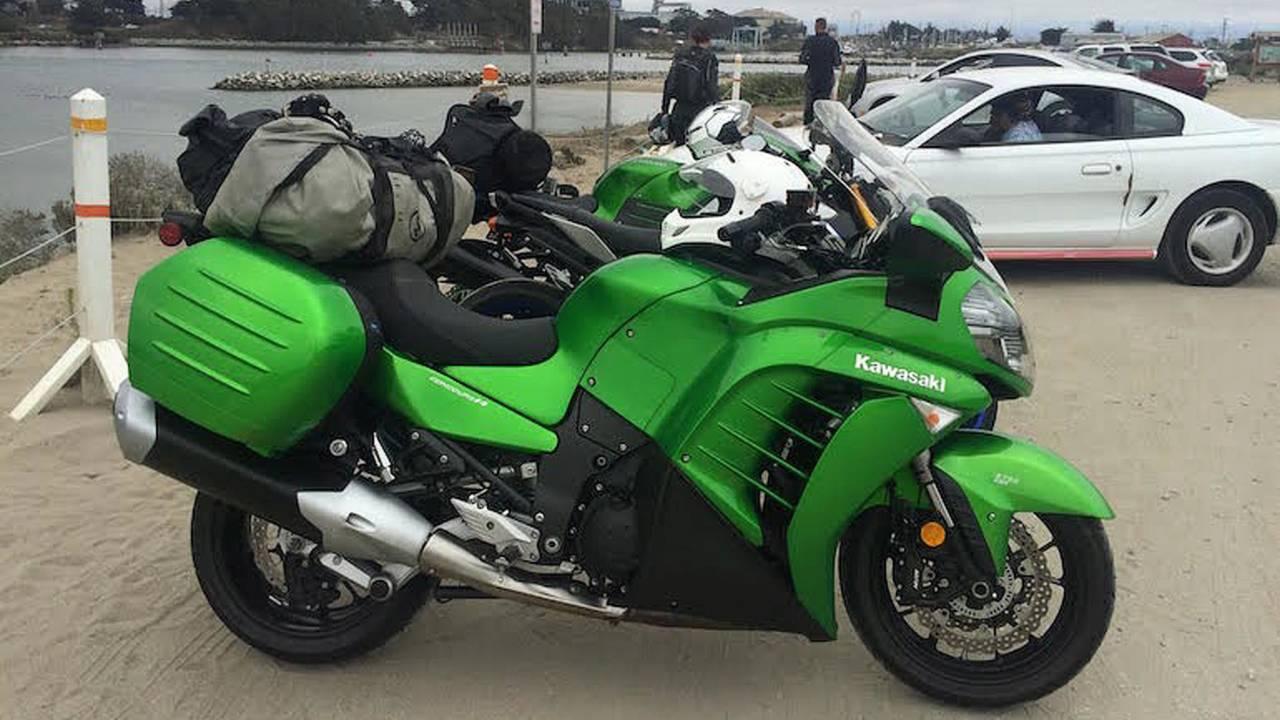 RideApart Heads to World Superbike At Laguna Seca