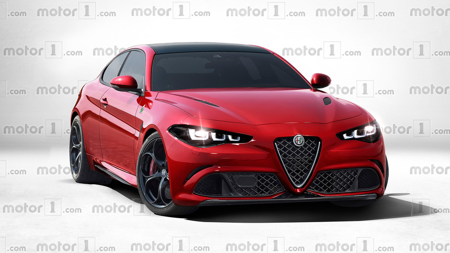 Alfa Romeo GTV Coupe could spawn a 600-hp convertible