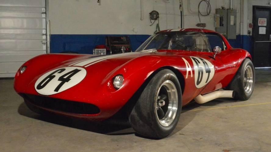 Une Cheetah de course de 1963 aux enchères