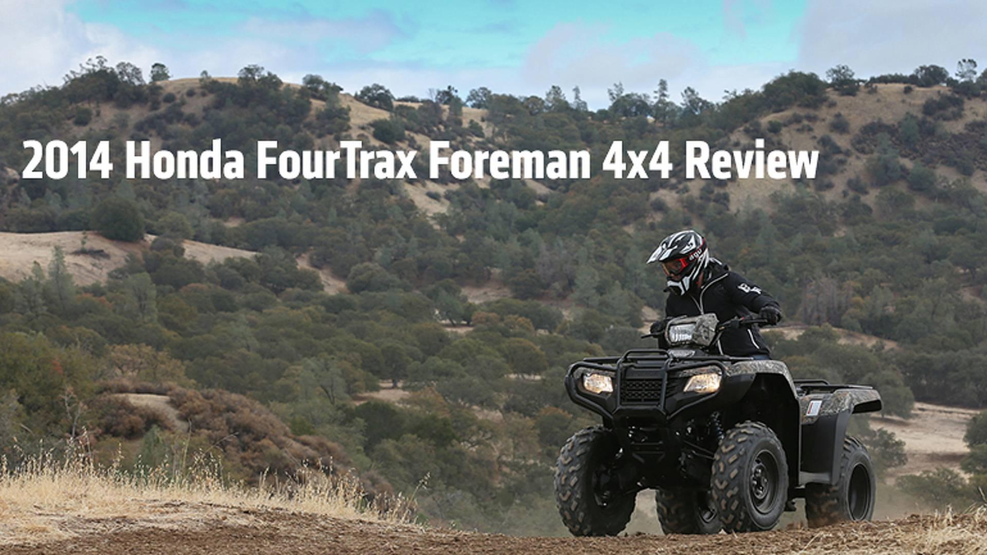 2015 foreman 500 4x4