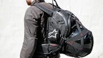 gear alpinestars protection backpack