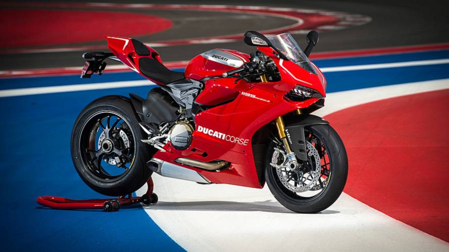 Recall: Ducati 1199 And 1299 Recalled For Potential Oil Leak