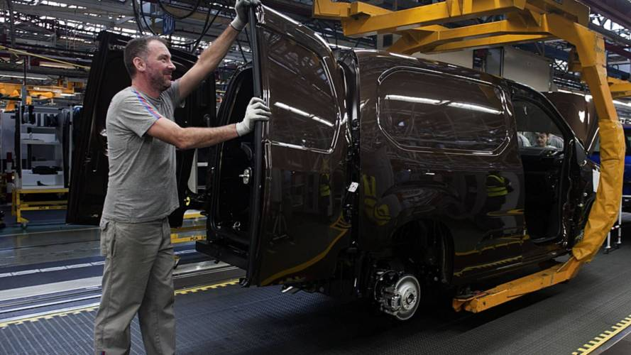 2019 Opel Combo Cargo