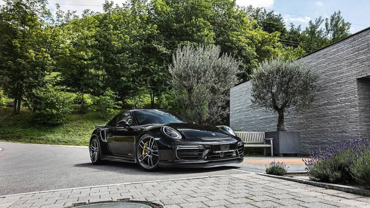 Porsche 911 Turbo S - TechArt GTsport '1 Of 30'
