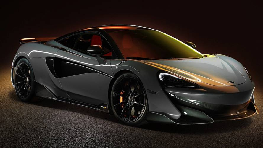 McLaren 600LT adds power and lightness to 570S