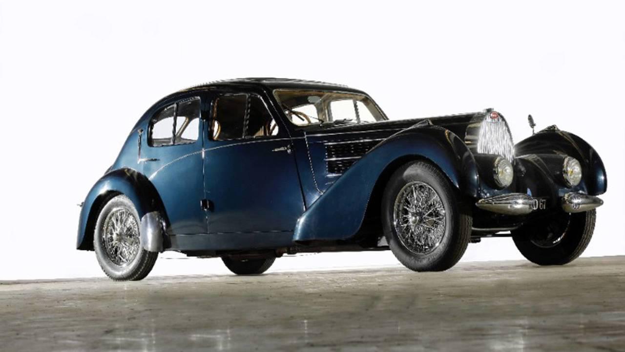 Bugatti Type 57 Galibier - 431'000 €