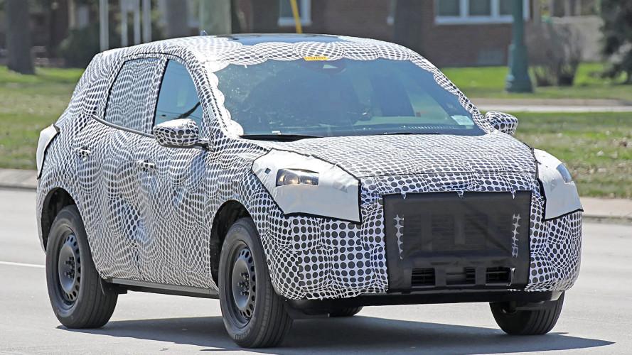 Nächster Ford Kuga (2020) erwischt