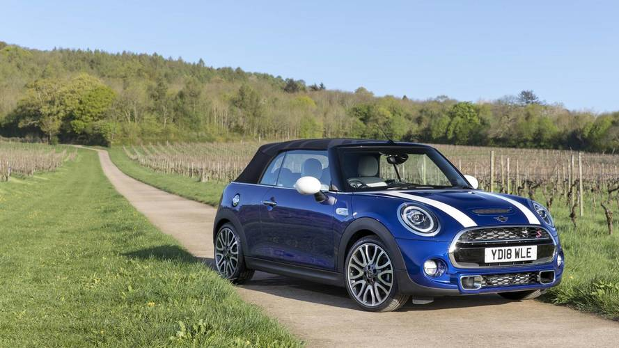 25th Anniversary Mini Convertible
