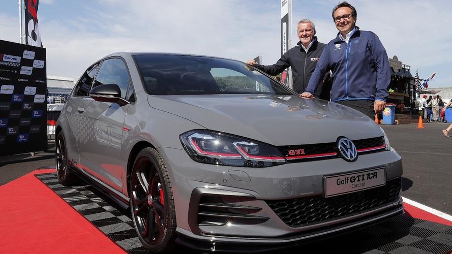 Még idén kereskedésekbe kerül a Volkswagen Golf GTI TCR