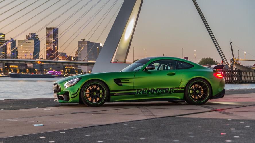 Mercedes-AMG GT R825, ¡Hulk ha vuelto!