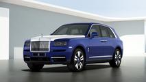 Rolls-Royce Cullinan, il configuratore