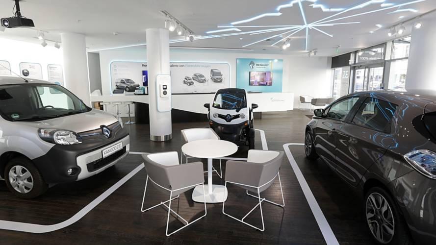 Le groupe Renault prend la suite d'Autolib'