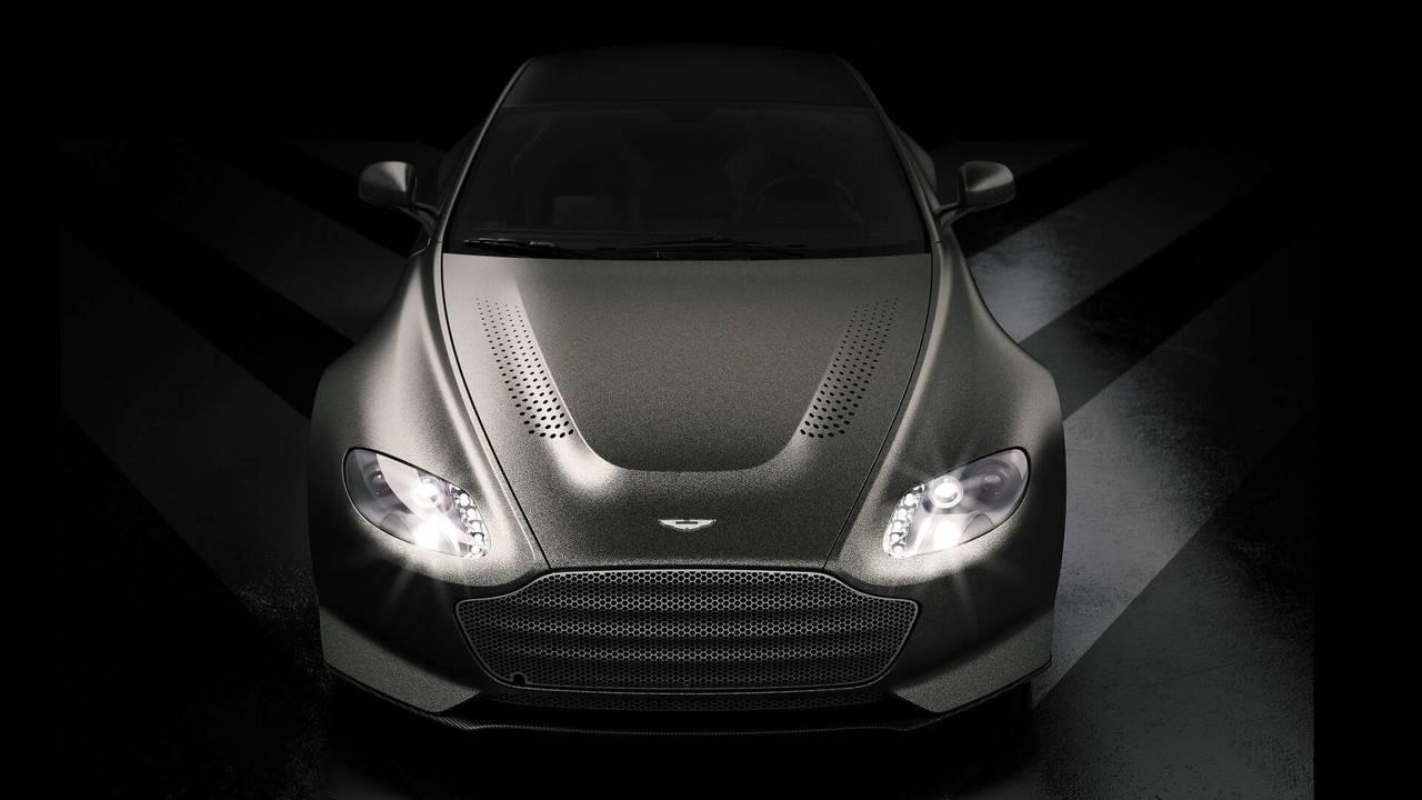 Aston Martin V12 Vantage V600 Motor1 Com Photos