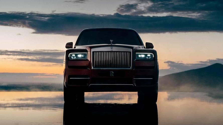 Bientôt un Rolls-Royce Cullinan hybride ?